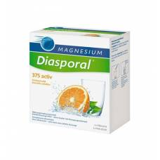 Magnesium diasporal activ drinking orange granules 20 pcs