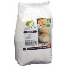 Nature & cie bread mix gluten free 500 g