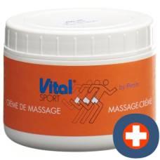 Vital sports massage cream Disp 100 ml