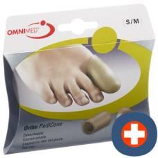 Omnimed ortho pedicone toecap s / m 2 pcs
