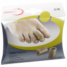 Omnimed ortho pedicone toe ring s / m 2 pcs