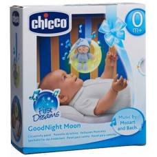Chicco musical moonlight blue