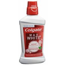 Colgate max white mouthwash 500 ml