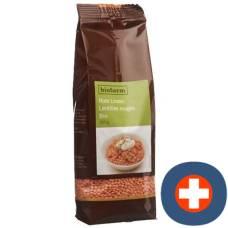 Biofarm red lentils bud battalion 500 g