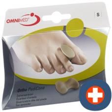 Omnimed ortho pedicone toe separator s 2 pcs