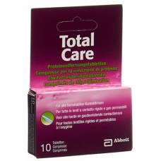 Total care protein removal tablets 10 pcs