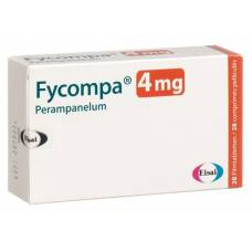 Fycompa filmtabl 4 mg 28 pcs