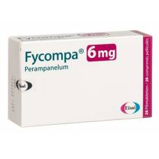Fycompa filmtabl 6 mg 28 pcs