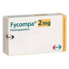 Fycompa filmtabl 2 mg 7 pcs