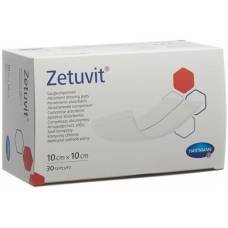 Zetuvit absorption Association 10x10cm 30 pcs