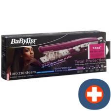 Babyliss hair straighteners ipro 230 ionic steam