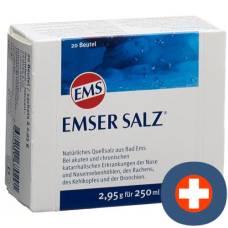 Emser salt plv 20 btl 2.95 g