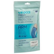 Bloccs bath and shower water protection for the arm 20-33 / 53cm child