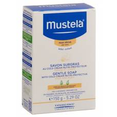 Mustela bb nachfettende soap with cold cream 150 g