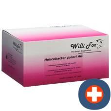 Willi fox helicobacter pylori stool test 20 pieces