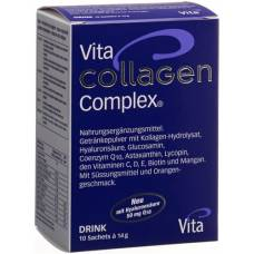Vita collagen complex sachets 10 pc