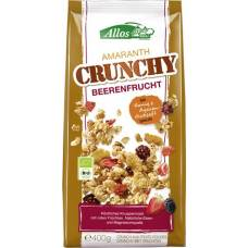 Allos amaranth crunchy berry fruit 400 g