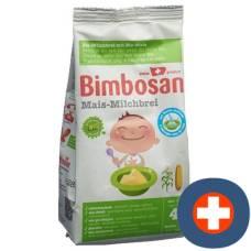 Bimbosan organic corn porridge 280 g btl