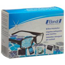 Ebnat eyeglass cleaning wipes 30 pcs