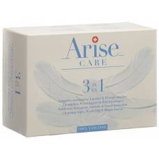 Arise swiss baby care 2in1 wipes & napkin 50 pcs