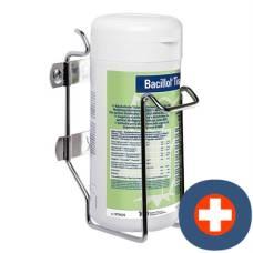 Bacillol holder for bacillol tissues