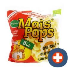 Maispops of healthy children snack bio 65 g