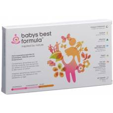 Babys best formula kaps 60 pcs