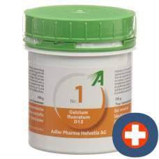 Adler schüssler nr1 calcium fluorite tbl gb 12 250 g
