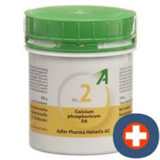 Adler schüssler nr2 calcium phosphate tbl d 6250 g
