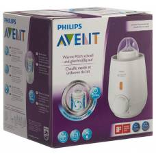 Avent philips electronic bottle warmers quickly scf355 / 02