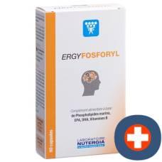Nutergia ergyfosforyl cape blist 60 pcs