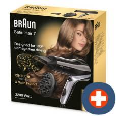 Braun satin hair 7 hd 730 hairdryer diffuser