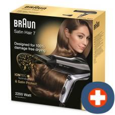 Braun satin hair 7 hd 710 solo hairdryer