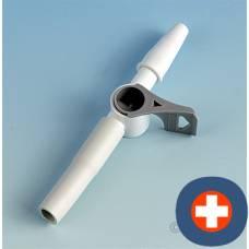 Bard flip flo catheter valve