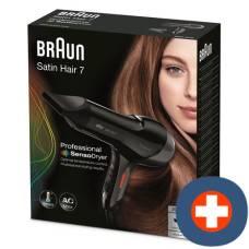 Braun satin hair 7 hairdryer sensodryer hd 780 solo