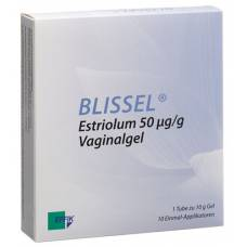 Blissel vag gel 0.05 mg / g to 10 applicators tb 10 g