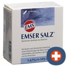 Emser salt plv 20 btl 1.475 g