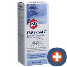 Emser salt kombipack children nasal douche