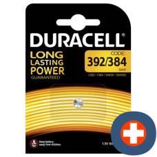 Duracell battery 392/384 / sr41 / ag3 1:55 b1 xl