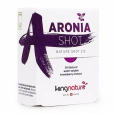 King nature aronia shot water-soluble aronia extract 1 g 30 pcs