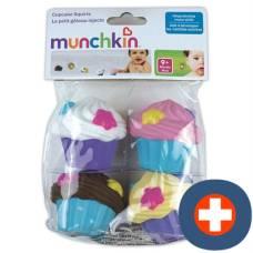 Munchkin cake spray toy cupkake 4 pcs