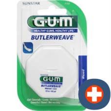 Gum weave sunstar floss waxed 55m