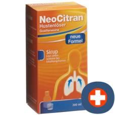 Neocitran hustenlöser syrup glasfl 200 ml