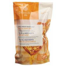 Dermasel bath salts milk & honey german / french / italian battalion 400 g