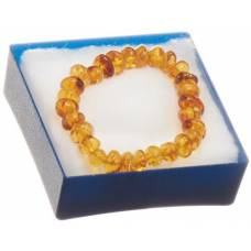 Ra amber bracelet for babies arm bsk