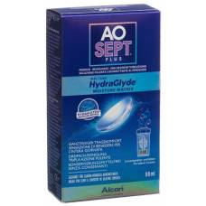 Aosept plus with 90 ml hydraglyde