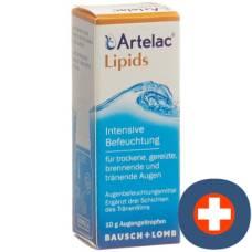 Artelac lipid mdo gd opht fl 10 ml