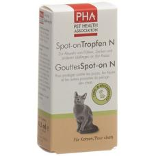 Pha spot-on drops of n for cats 3 amp 1.5 ml