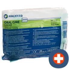 Pepco oral care sticks foam 20 pcs