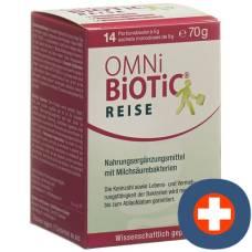 Omni-biotic travel 14 btl 5 g